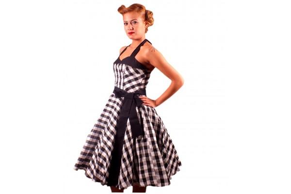 Petticoat Kleid T604